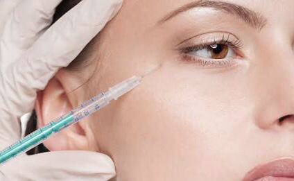 Crowfeet treatment by Botox in India