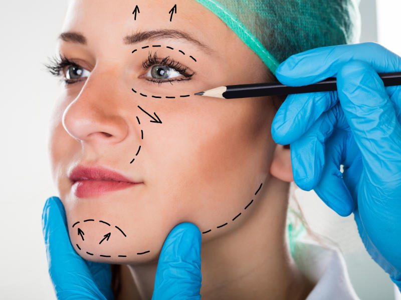 cosmetic treatments and procedures.