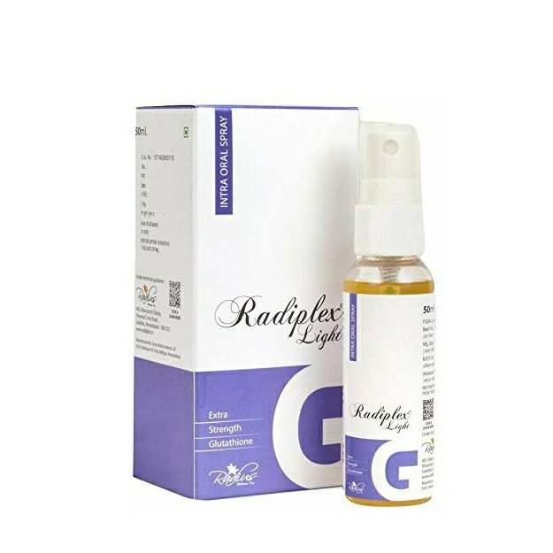 Glutathione Rediplex Light product review